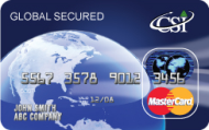 secured business credit card