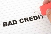 rebuilding bad credit 