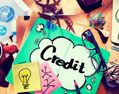get small business credit