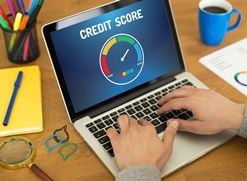 types of credit scores